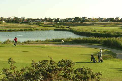 Golf Holiday Golf De Coutainville Golf Breaks Golf De