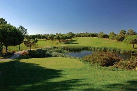 Golfing holidays San Lorenzo Golf Course fairways