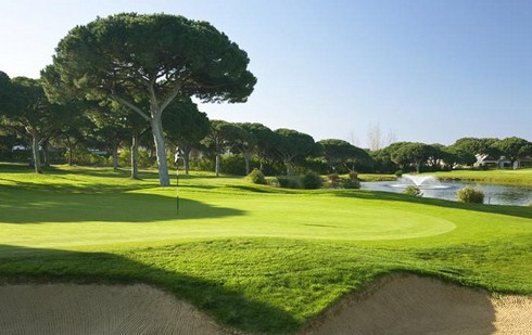 Golfing Breaks Oceanico Pinhal Golf Course