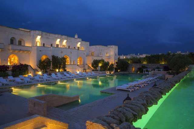 Golf holidays italy golf breaks south of italy in puglia for Borgo egnazia resort in puglia