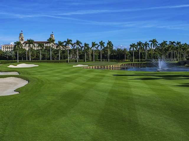 The Breakers Palm Beach Golf