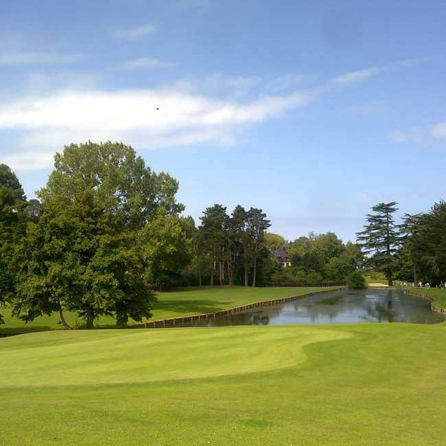 Houlgate Golf Course