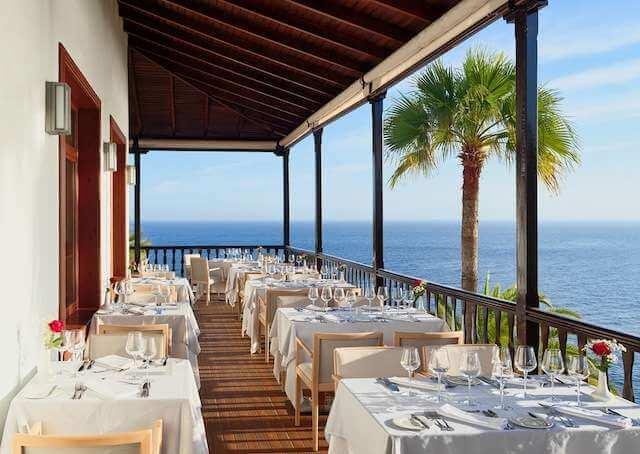 Golf holiday tenerife hotel jardin tecina la gomera for Hotel jardin tecina gomera