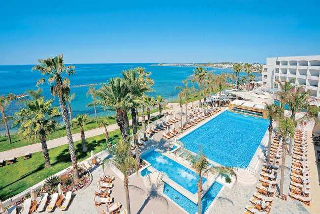 Hotels Near Capo Bay Cyprus
