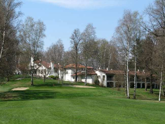 Biella Le Betulle Golf Club
