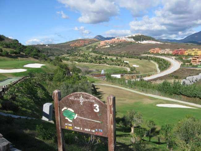 Dona Julia Golf Course