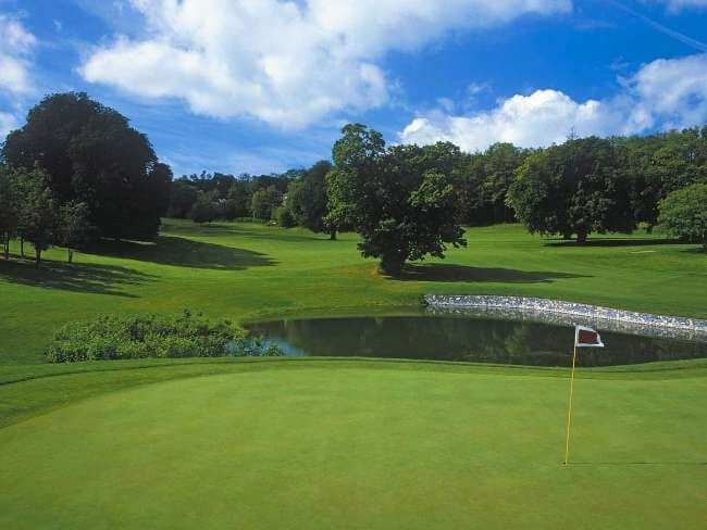 Dromoland Castle Golf Course