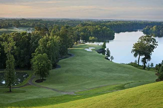 Grand National Lakes Course