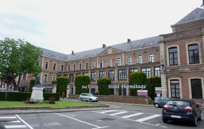 Hotel Best Western Montreuil Sur Mer