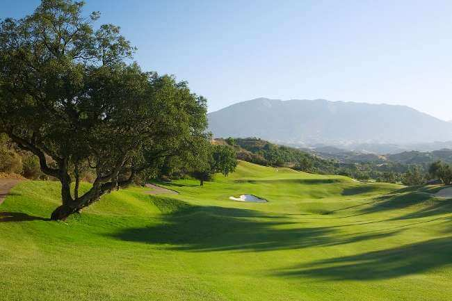 La Cala - Campo Asia Golf Course