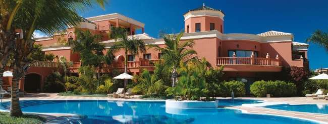 Hotel Las Madrigueras Golf Resort and Spa