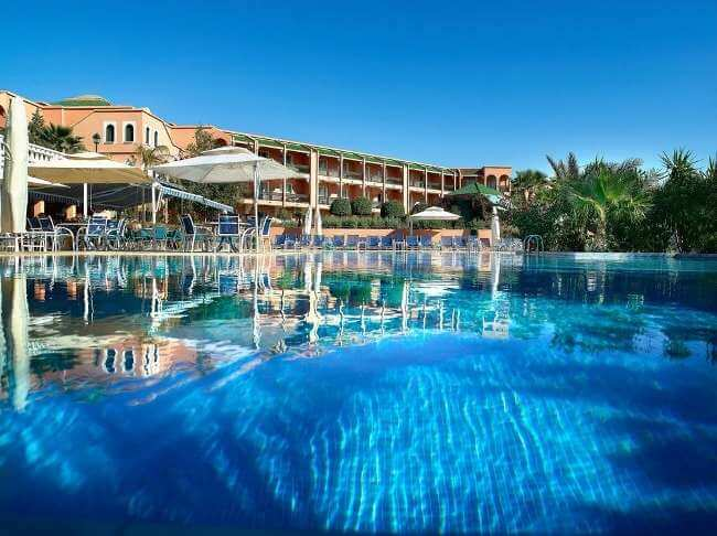 Palmeraie Golf Palace and Spa