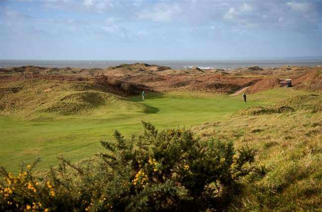 Pyle & Kenfig Golf Course