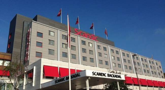 Scandic Hotel Backadal