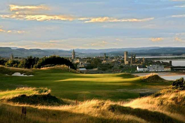 St Andrews Jubilee Golf Course