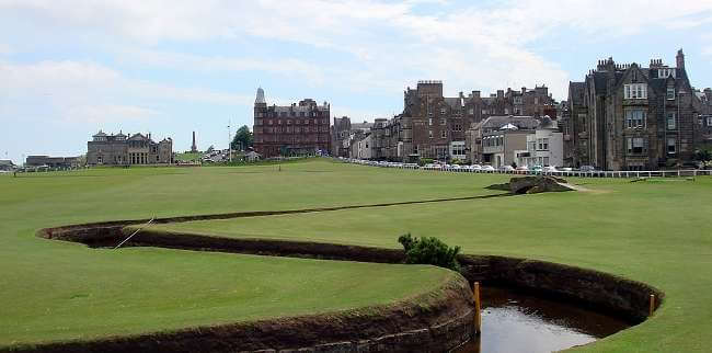 St Andrews New Golf Course