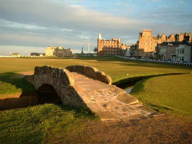 St Andrews Old Golf Course