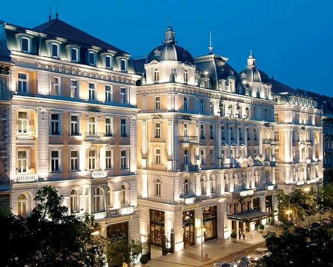 The Corinthia Grand Hotel Royal