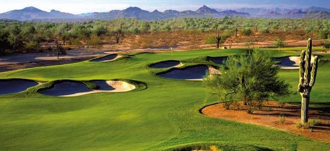 The Faldo Championship Golf Course