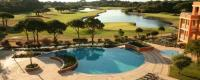 Golfing weekends and golf holidays Lisbon Hotel Quinta da Marinha Cascais hotel pool view