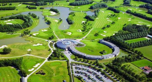 Hampshire Golf Hotel Waterland