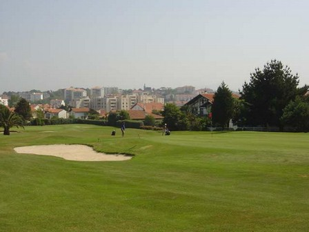 Biarritz le Phare Golf Course