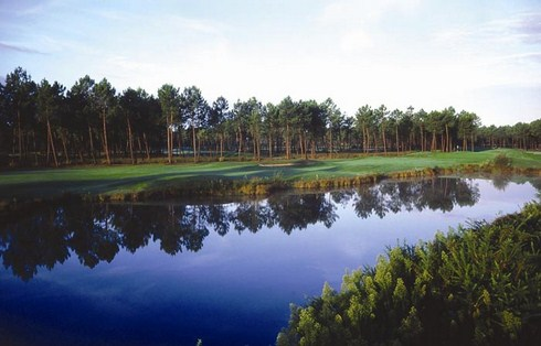 Golfing holiday Blue Green Bordeaux Pessac Golf Club