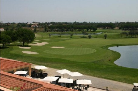 Golfing holiday Montado Golf Course