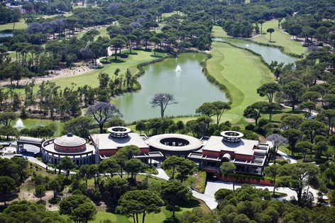 Golfing Breaks Cornelia   Nick Faldo Golf Course
