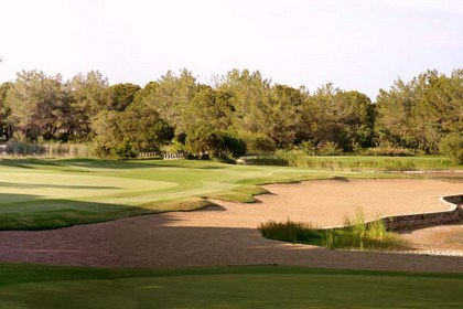 Golfing holidays Gloria Golf Club New large bunker