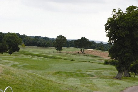 East Sussex National West Course
