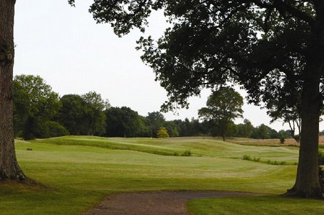 Golfing holiday East Sussex National West Course