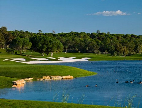 Golfing holidays Quinta do Lago Laranjal Golf Course