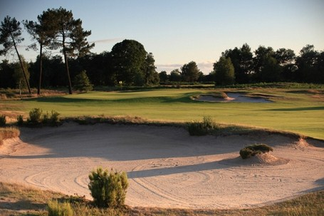 Golfing holiday Medoc Golf Course Les Vignes