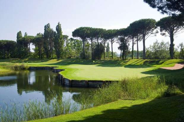 Golf holidays Costa Brava: Emporda Forest Golf Course