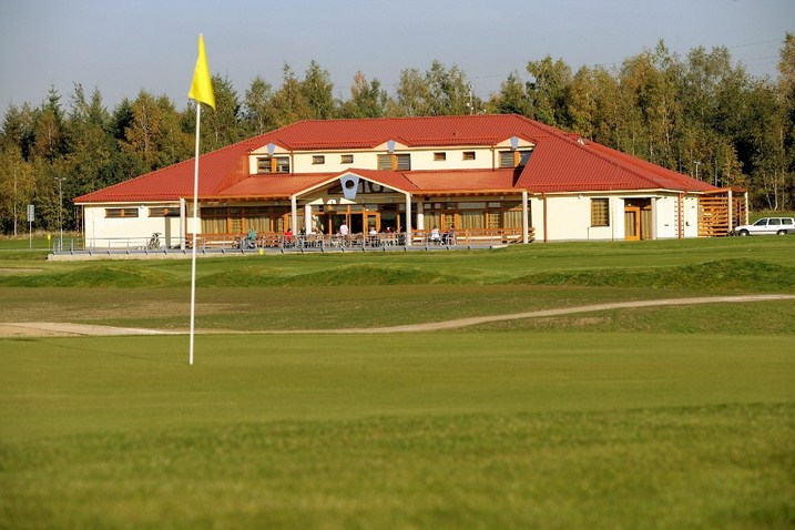 Golfing holiday Golf Club Sokolov