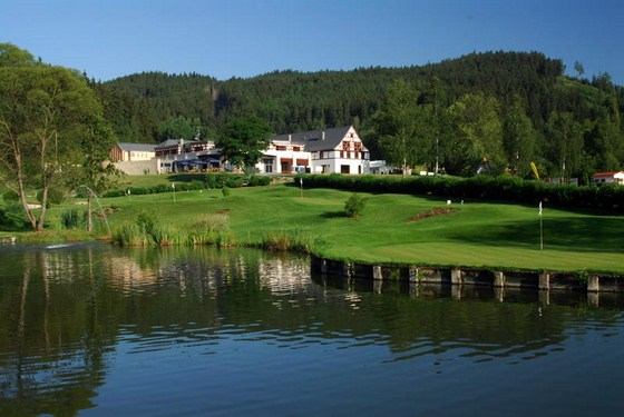 Golfing holiday Golf Resort Karlovy Vary
