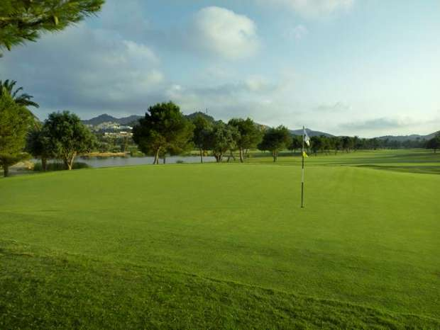 Golfing holiday La Manga Club North Course