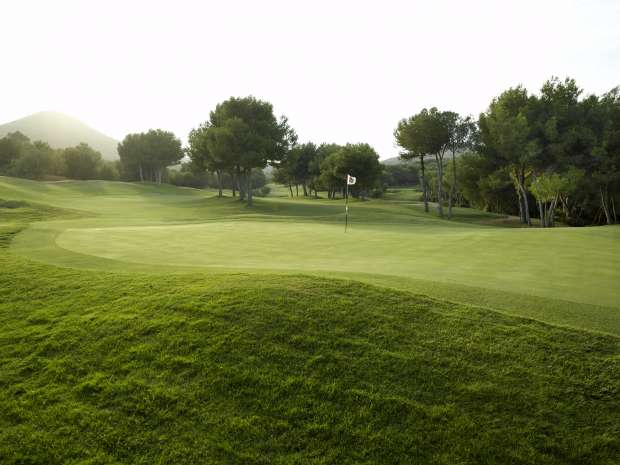 Golfing holiday La Manga Club West Course