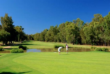 Golf holidays Penina Championship Golf Course