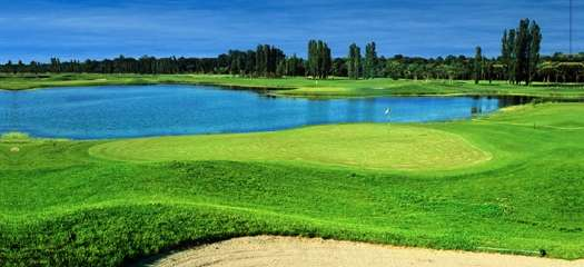 Golfing holiday Argenta Golf Club