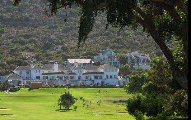 Golfing holiday Clovelly Country Club