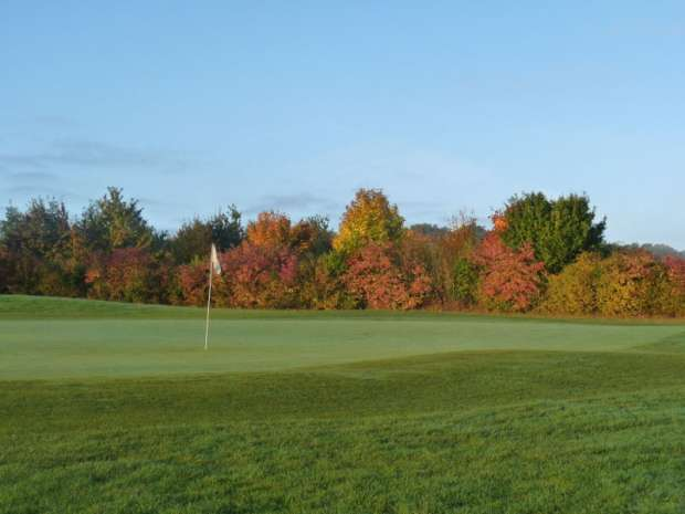 Golfing holiday Evreux Golf Course