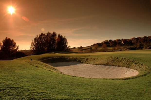 Golfing holiday Fontcaude Golf Course