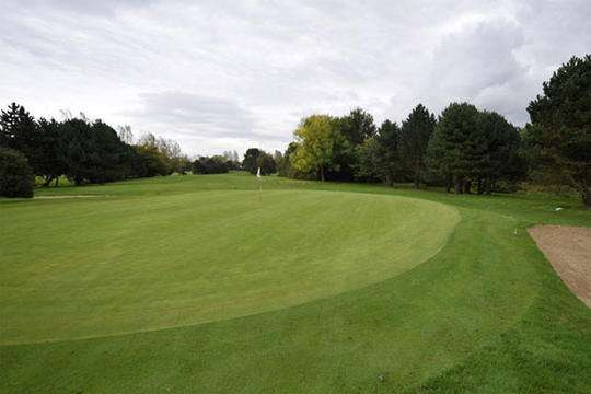 Golfing holiday Golf de Coutainville