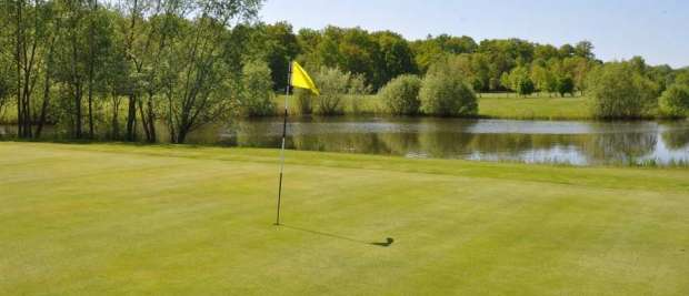 Golfing holiday Foret d Orient Golf Course nr Troyes