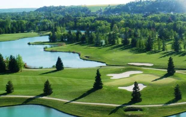 Golfing holiday Golf Parc Nantilly