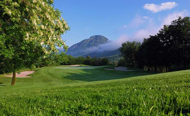 Golfing holiday Menaggio and Cadenabbia Golf Club