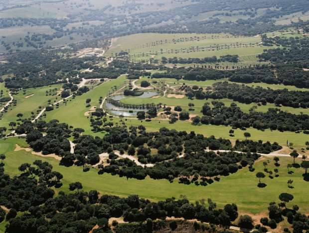 Golfing holiday Golf and Country Club Montenmedio