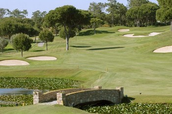 Golf holidays Pinheiros Altos Golf Course